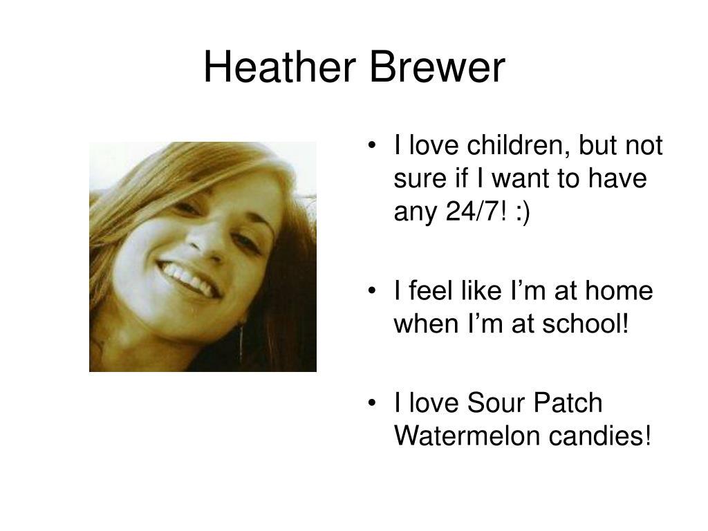 Heather Brewer
