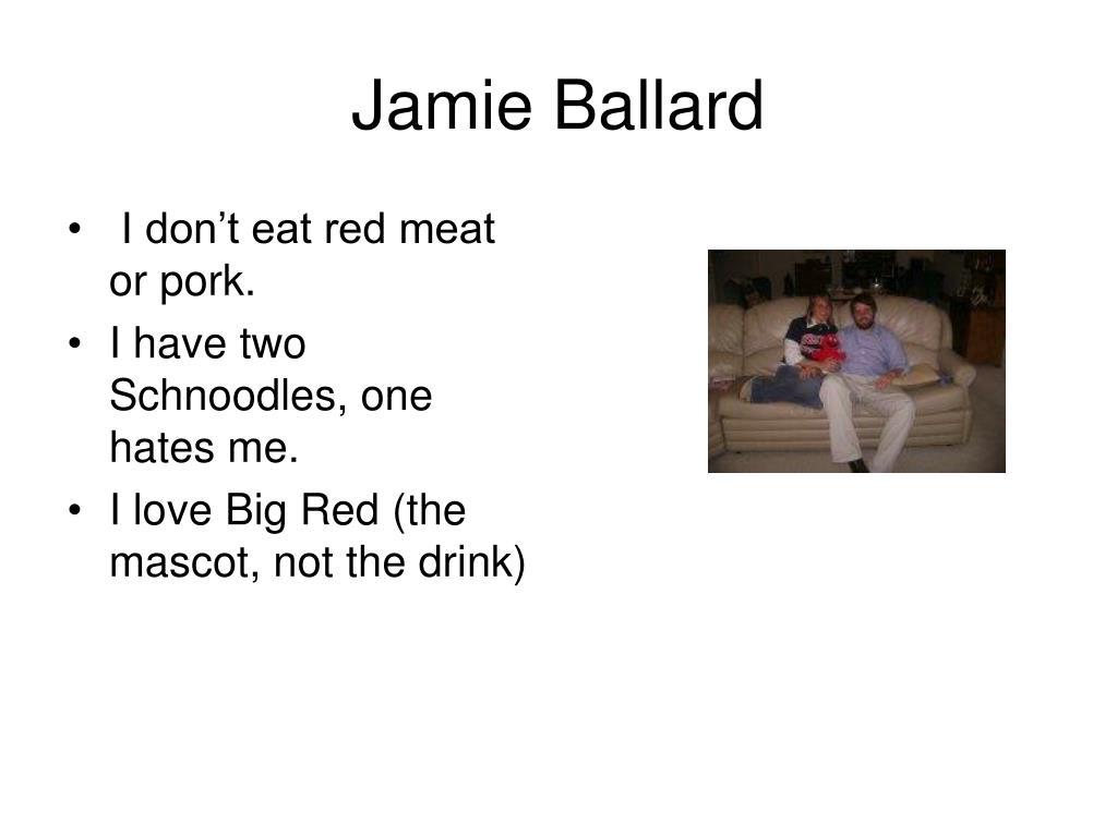 Jamie Ballard