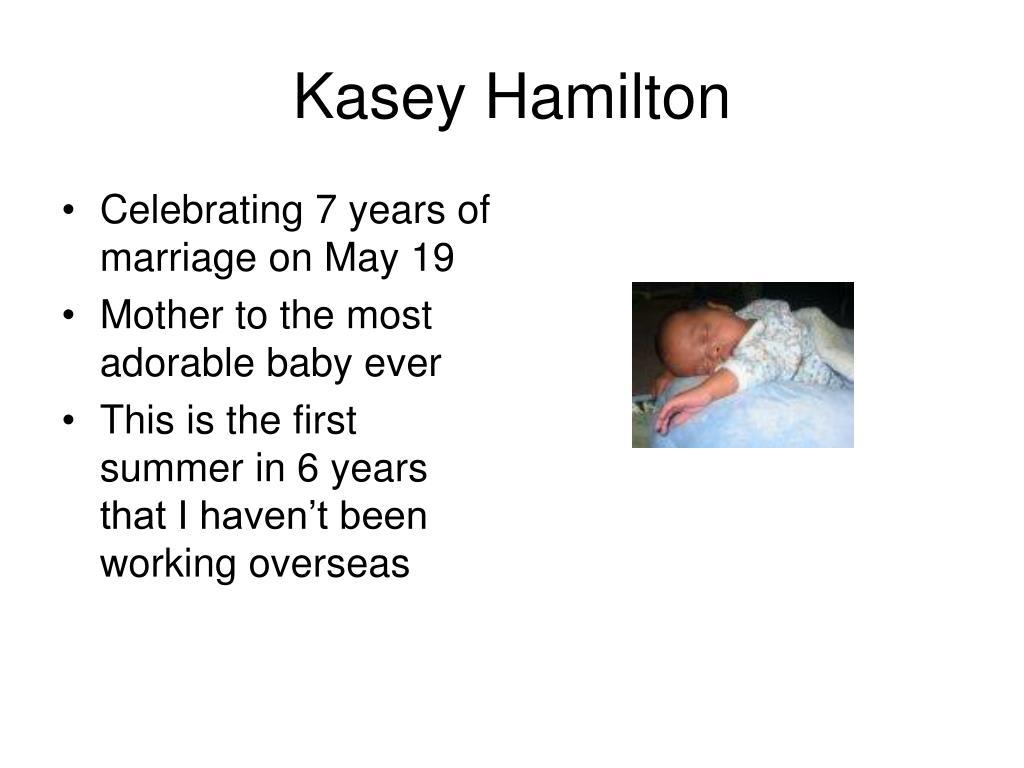 Kasey Hamilton