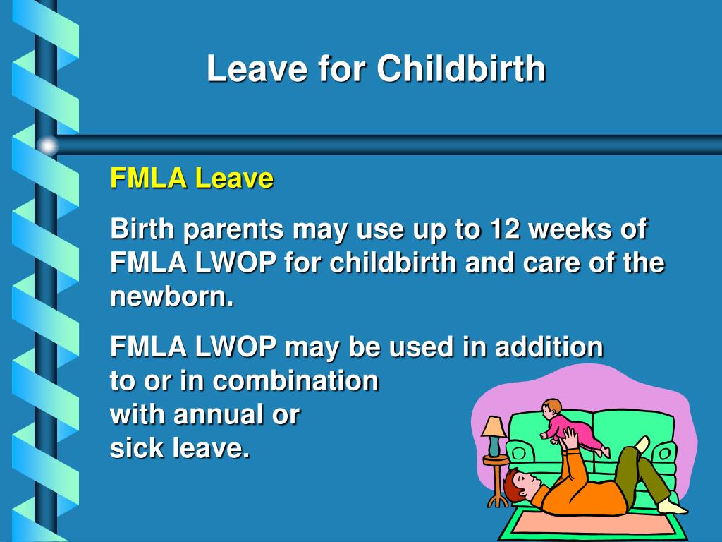 Leave for Childbirth
