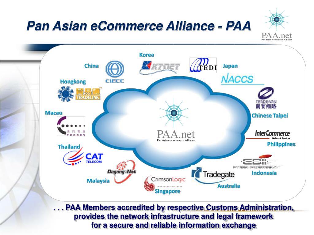 Pan Asian eCommerce Alliance - PAA