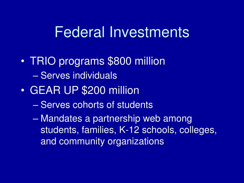 Federal Investments