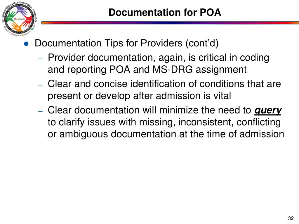 Documentation for POA