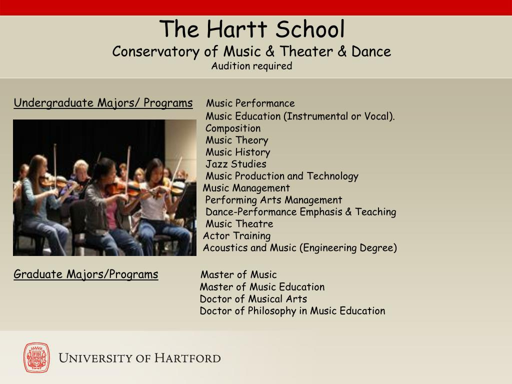 The Hartt School