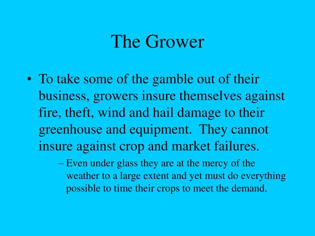 The Grower