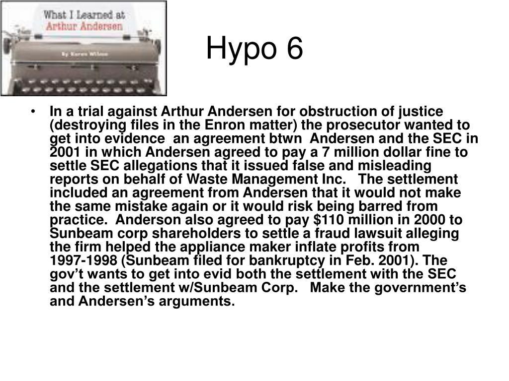 Hypo 6