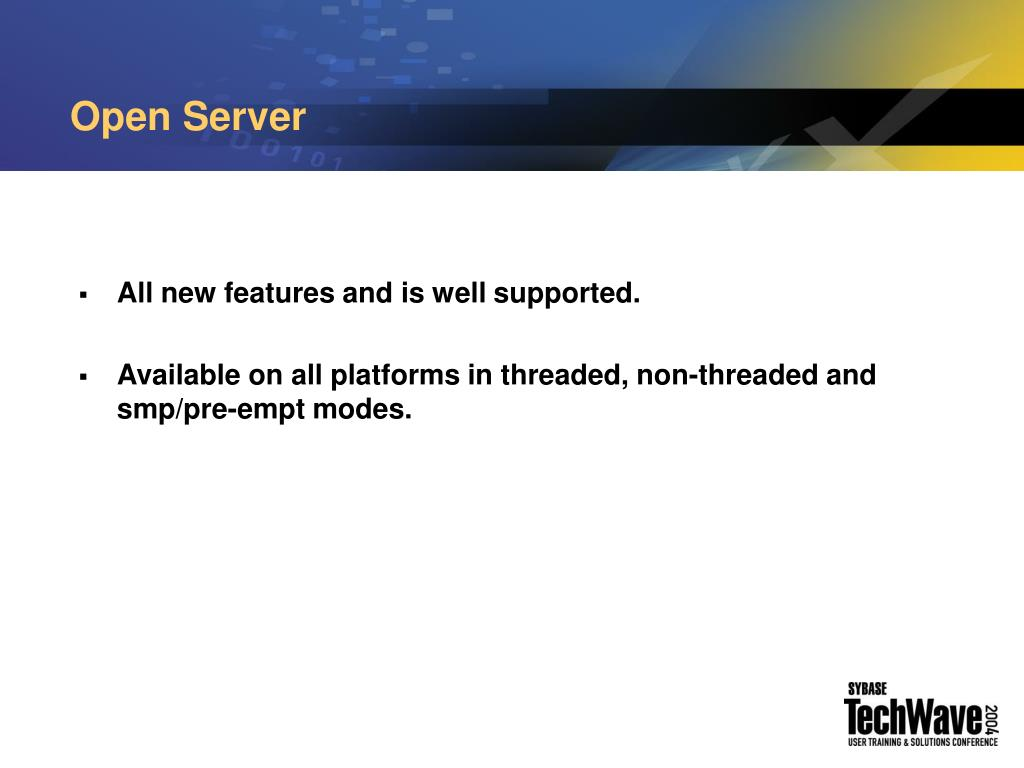 Open Server