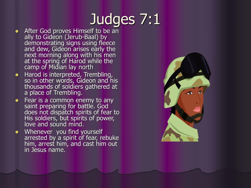 Judges 7:1