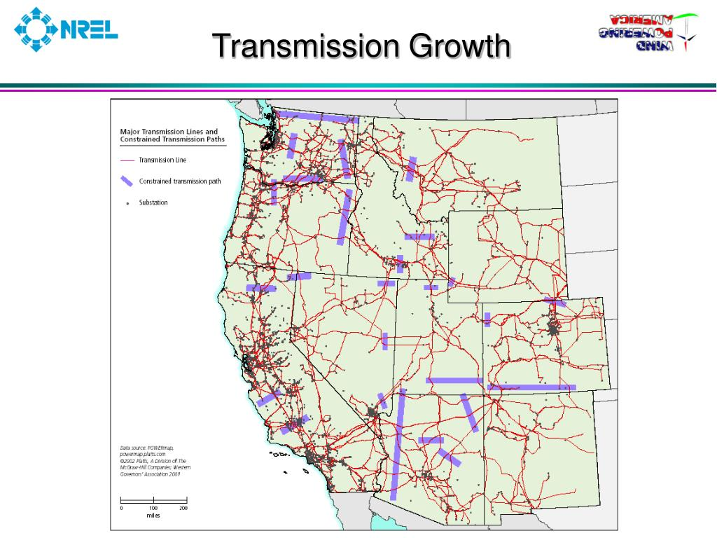 Transmission Growth