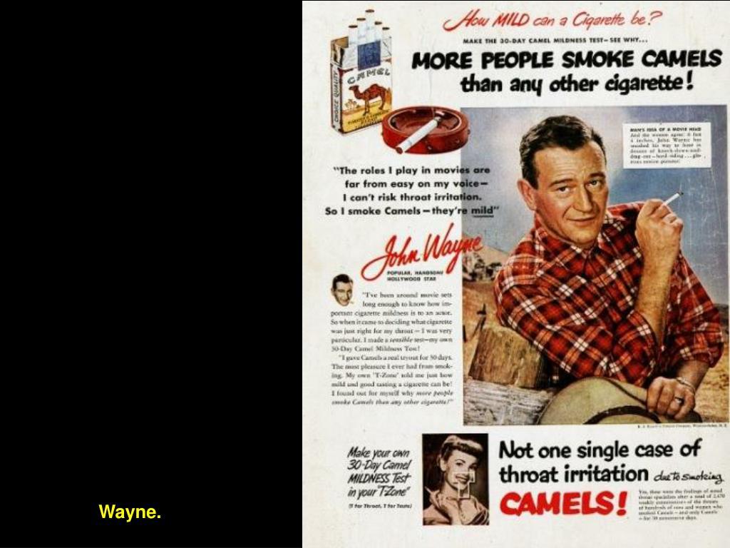 Wayne.