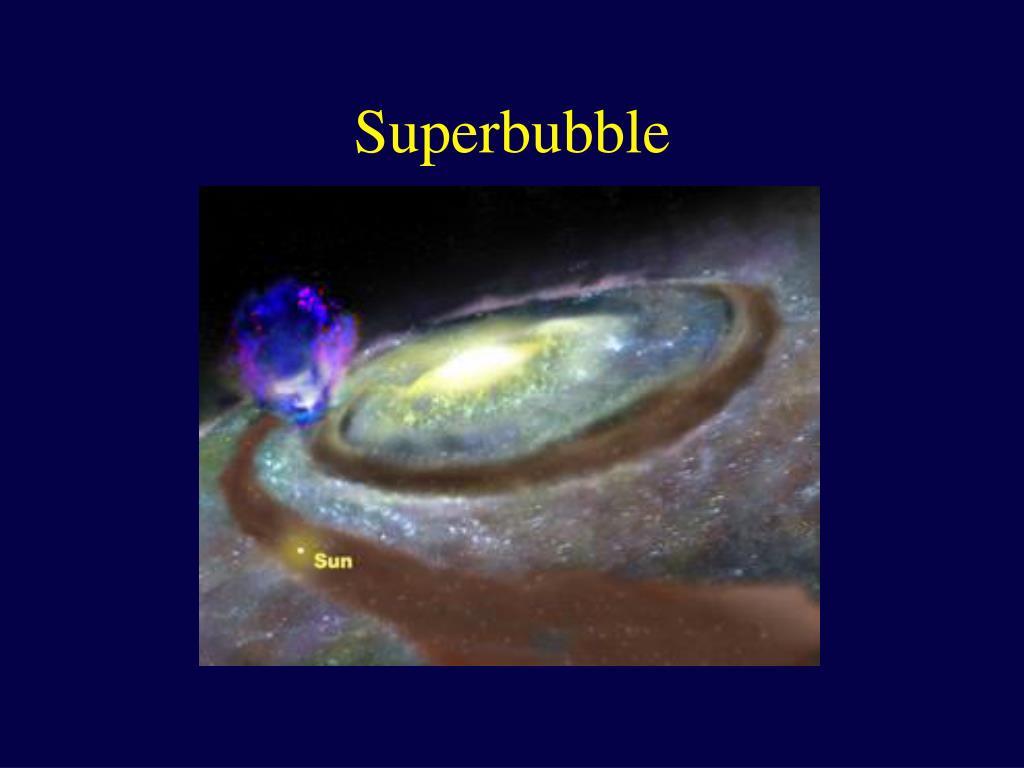 Superbubble