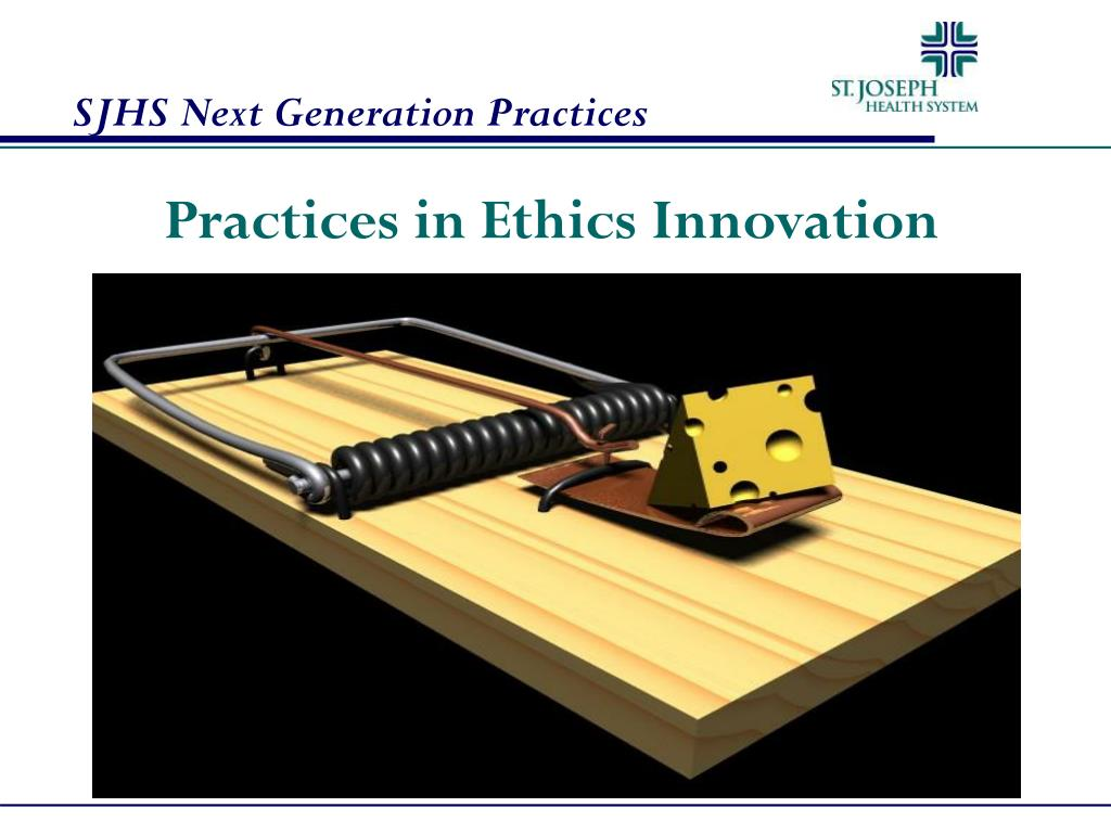 Practices in Ethics Innovation