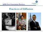 practices of diffusion