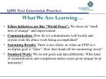 what we are learning24