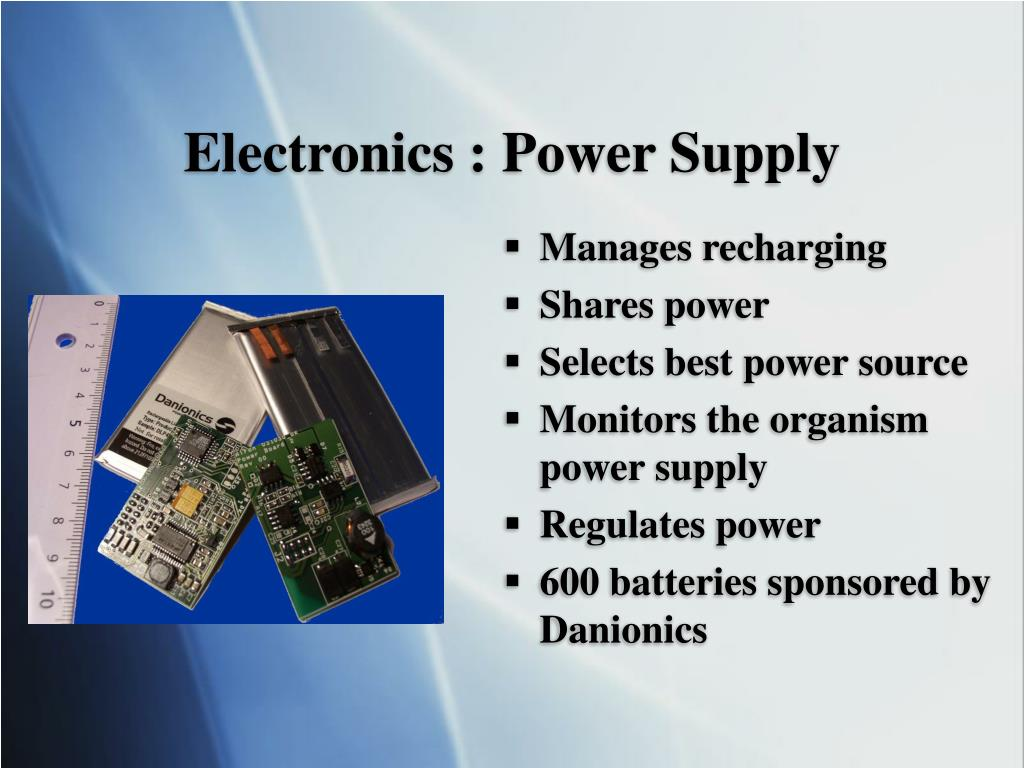 Electronics : Power Supply