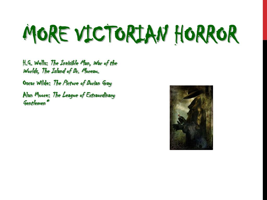 More Victorian Horror