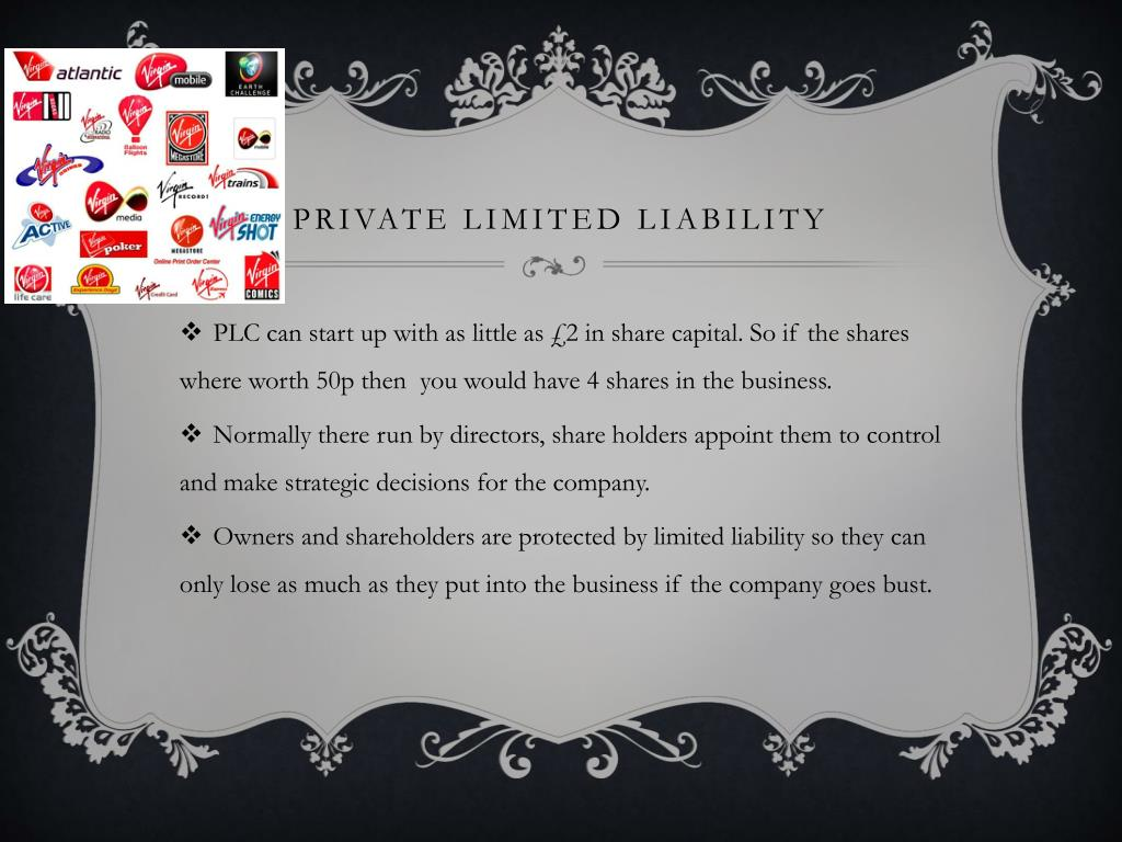 Private Limited liability