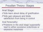 freudian theory stages28