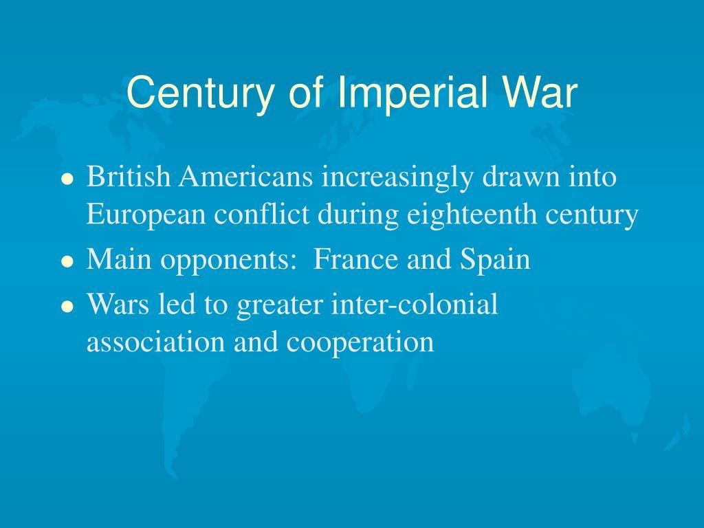 Century of Imperial War