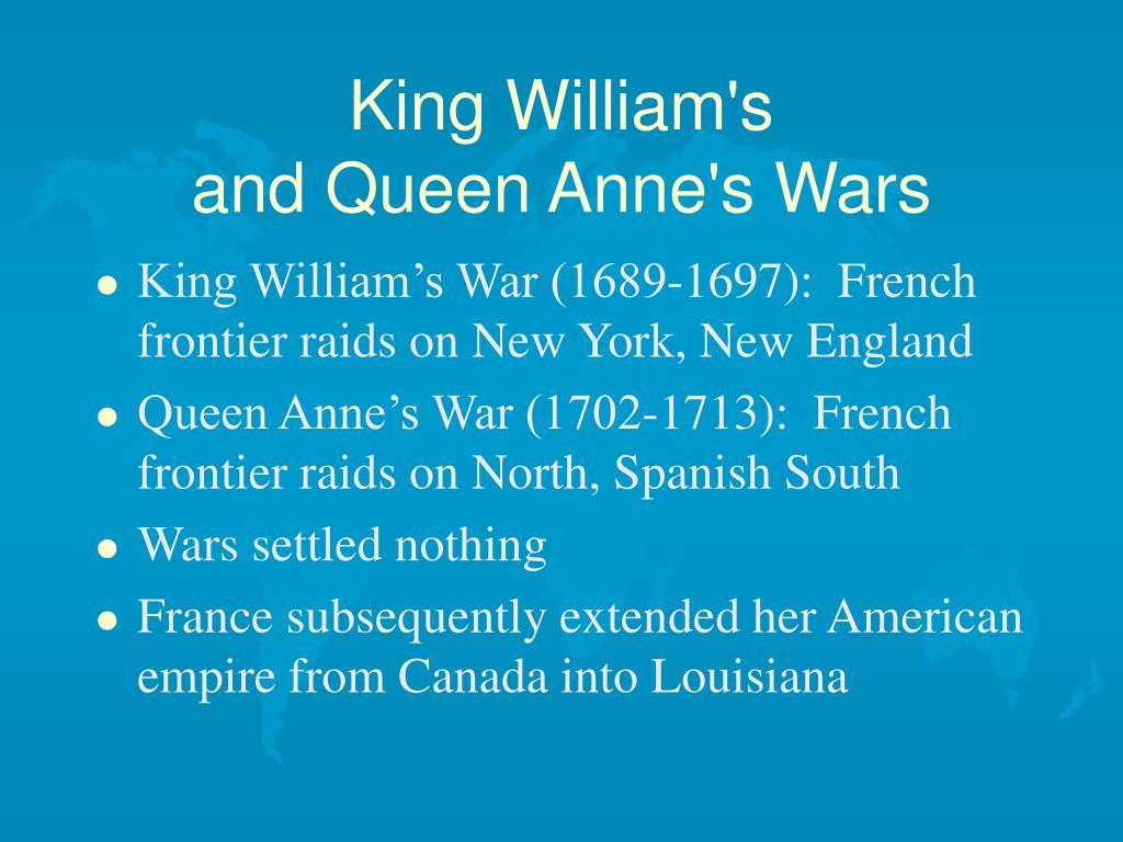 King William's