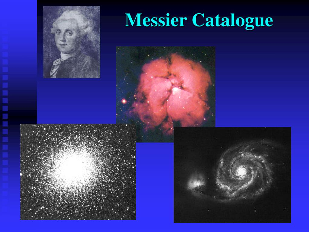 Messier Catalogue