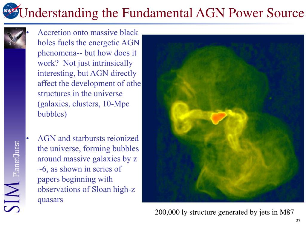 Understanding the Fundamental AGN Power Source