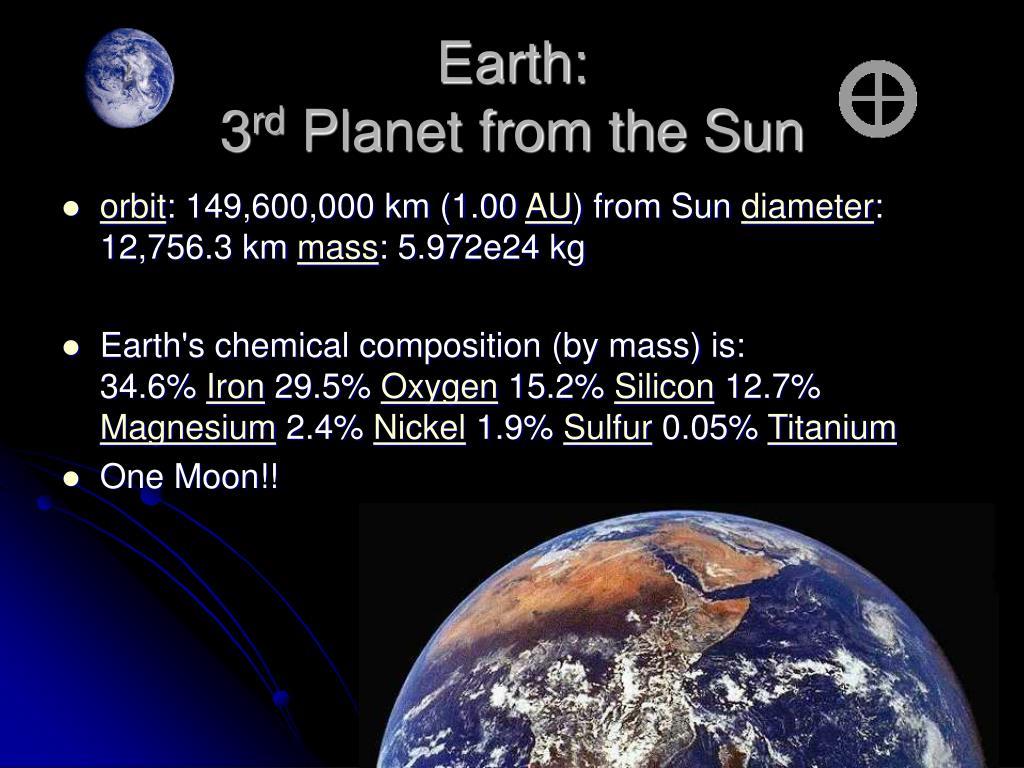 Earth: