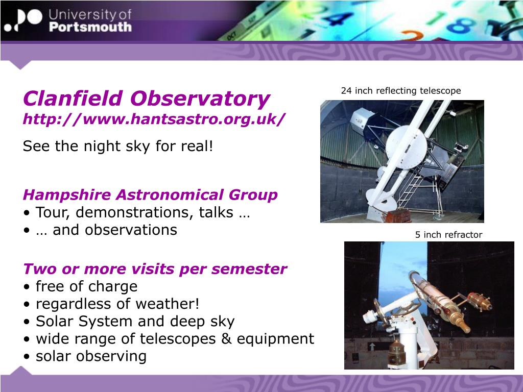 Clanfield Observatory