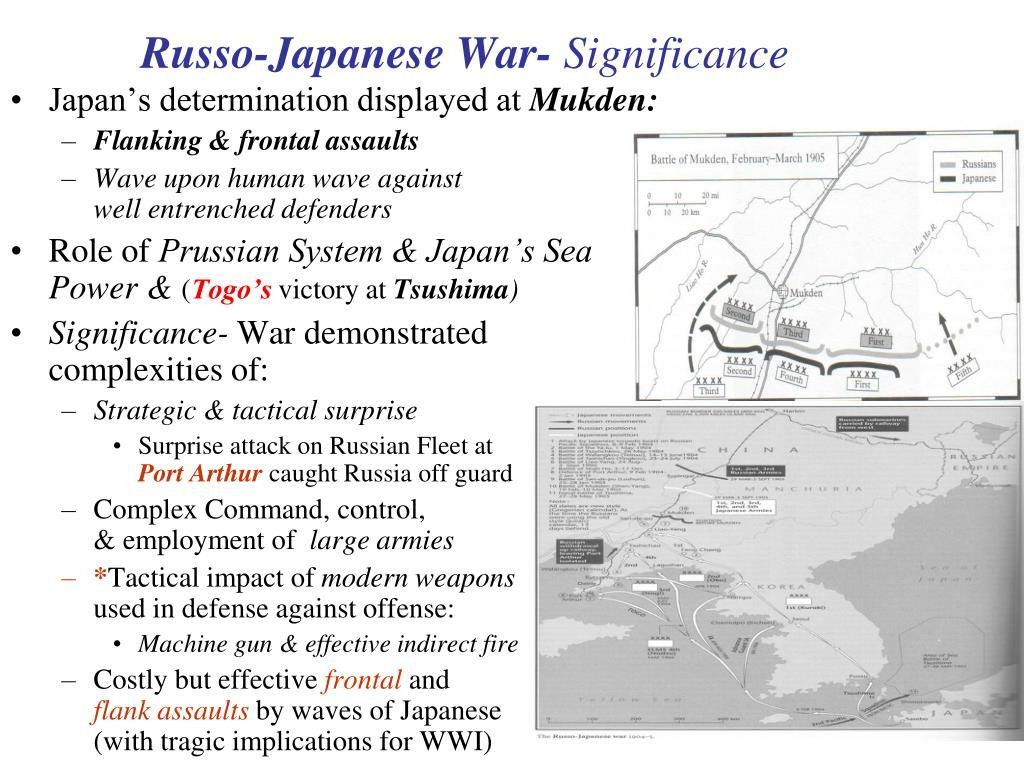 Russo-Japanese War-