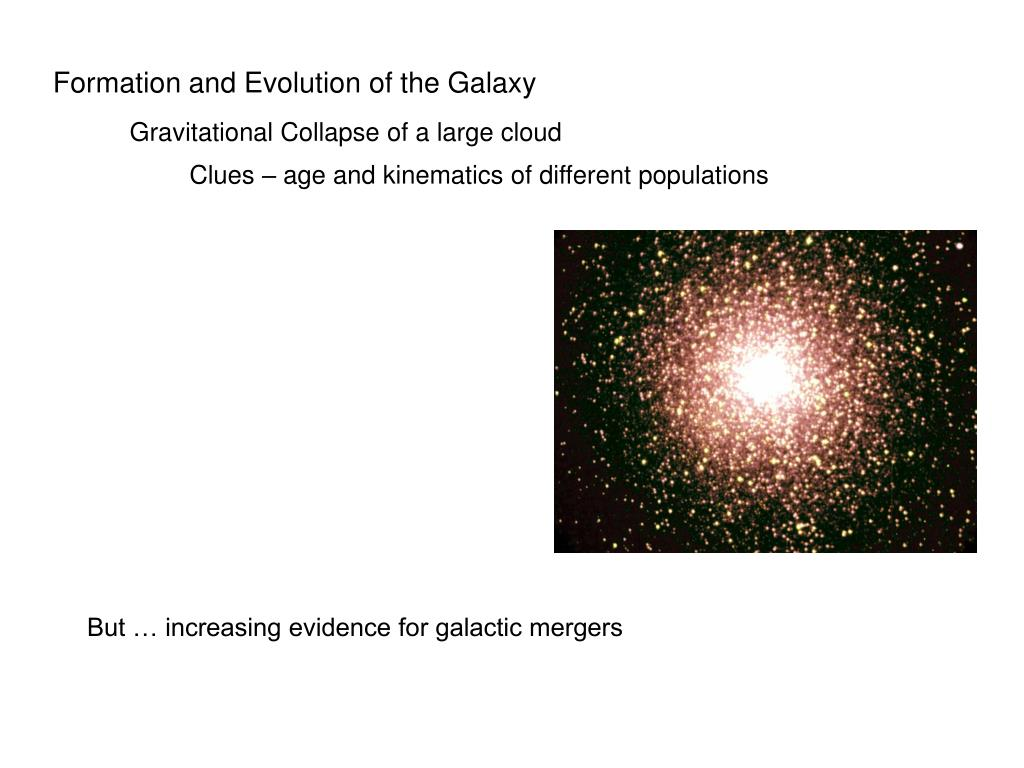 Formation and Evolution of the Galaxy