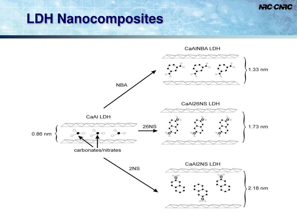 LDH Nanocomposites