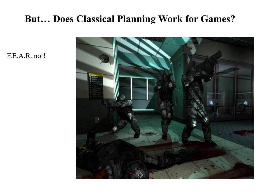 But… Does Classical Planning Work for Games?