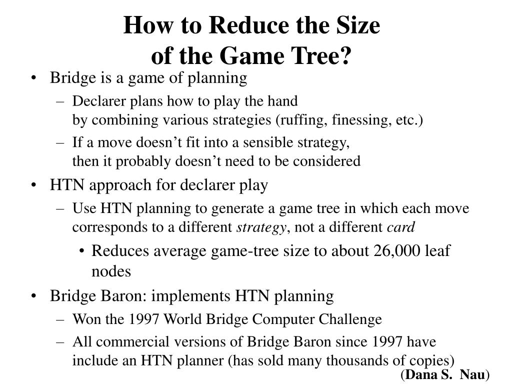 How to Reduce the Size