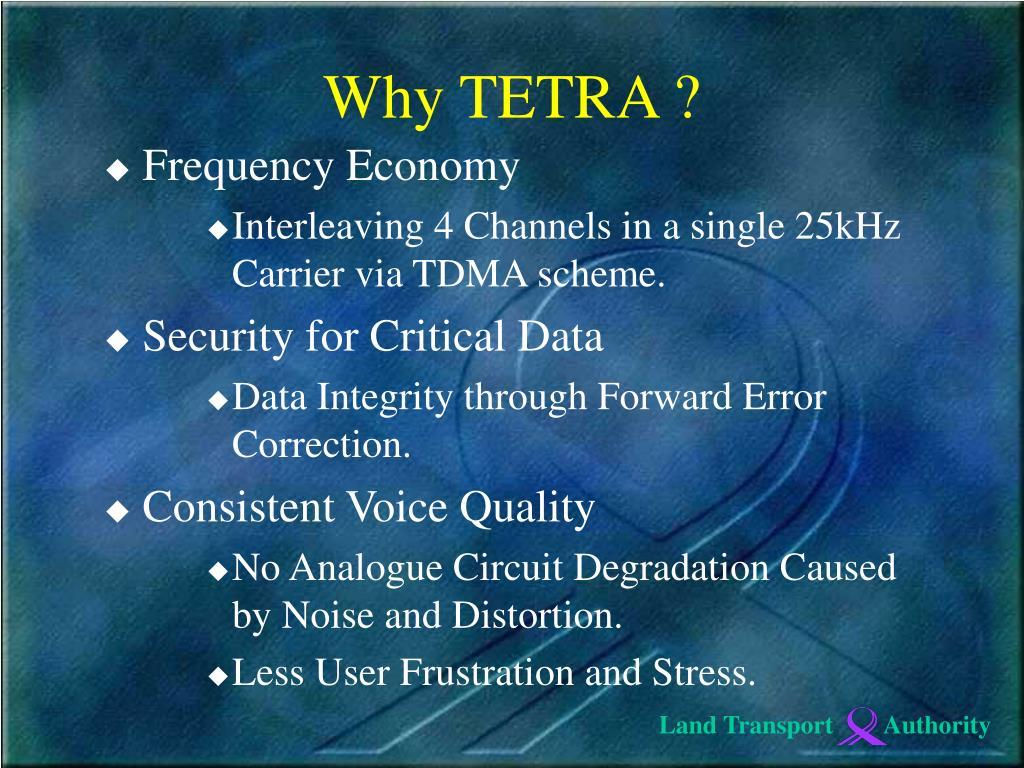 Frequency Economy