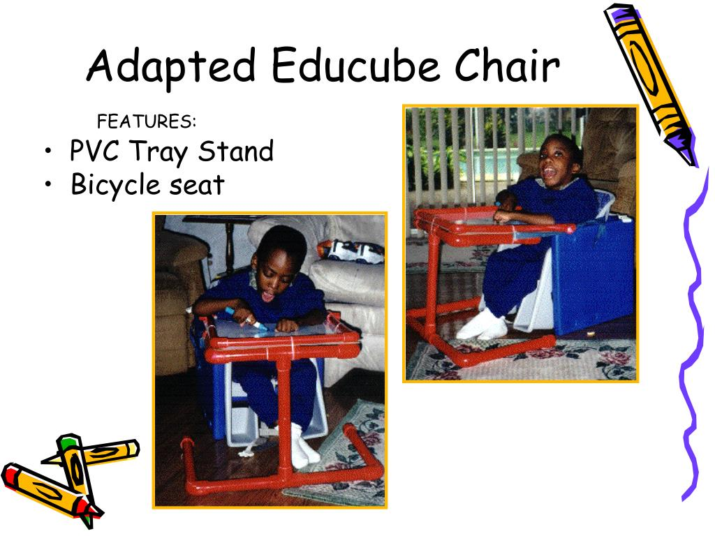 Adapted Educube Chair