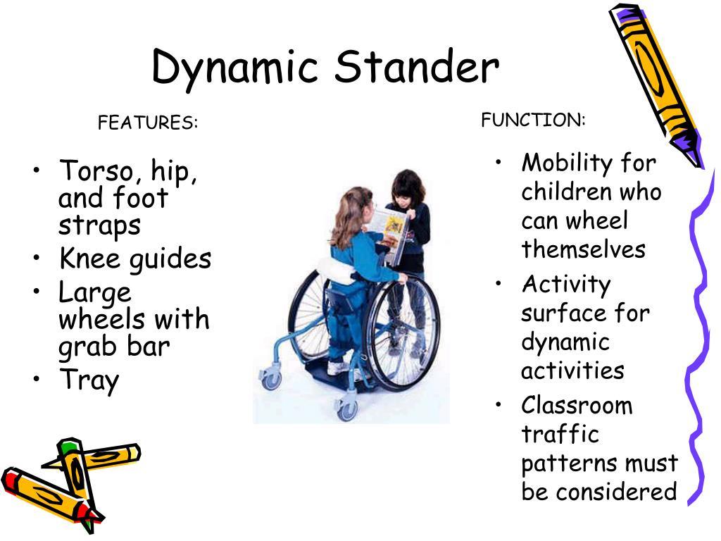 Dynamic Stander