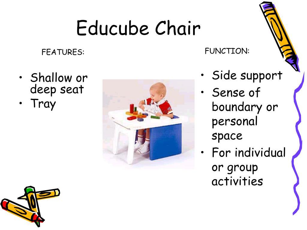 Educube Chair