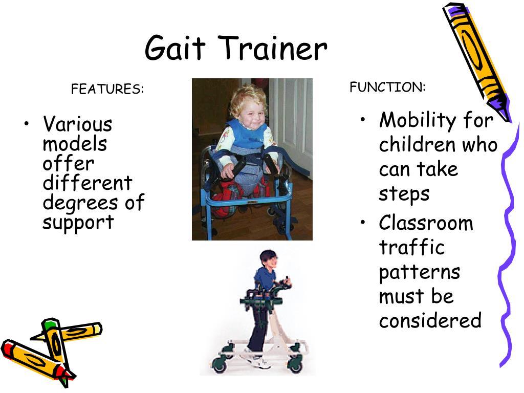 Gait Trainer