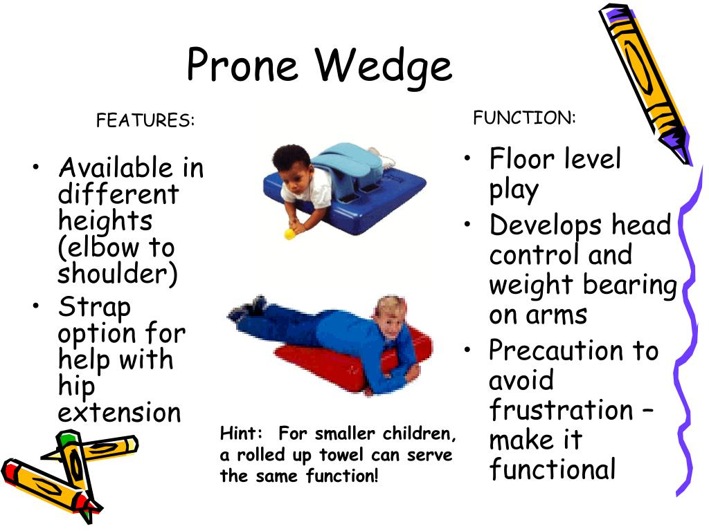 Prone Wedge
