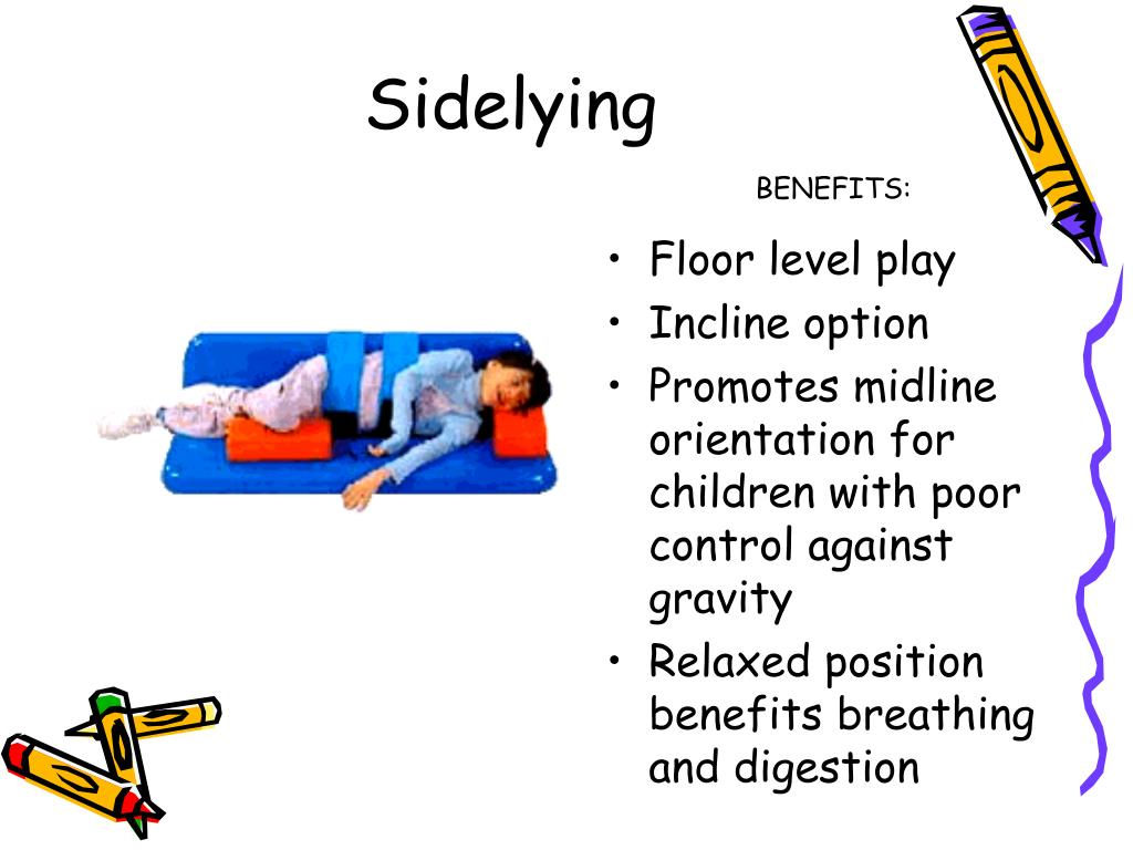 Sidelying