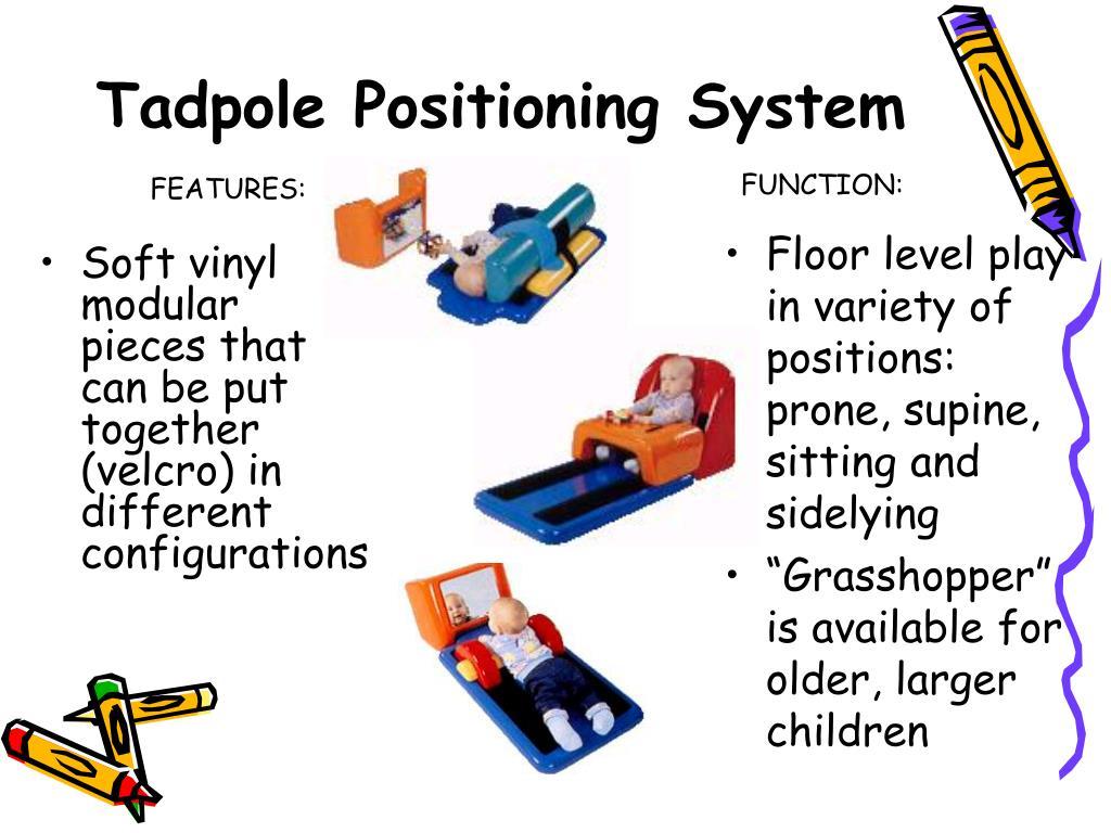 Tadpole Positioning System
