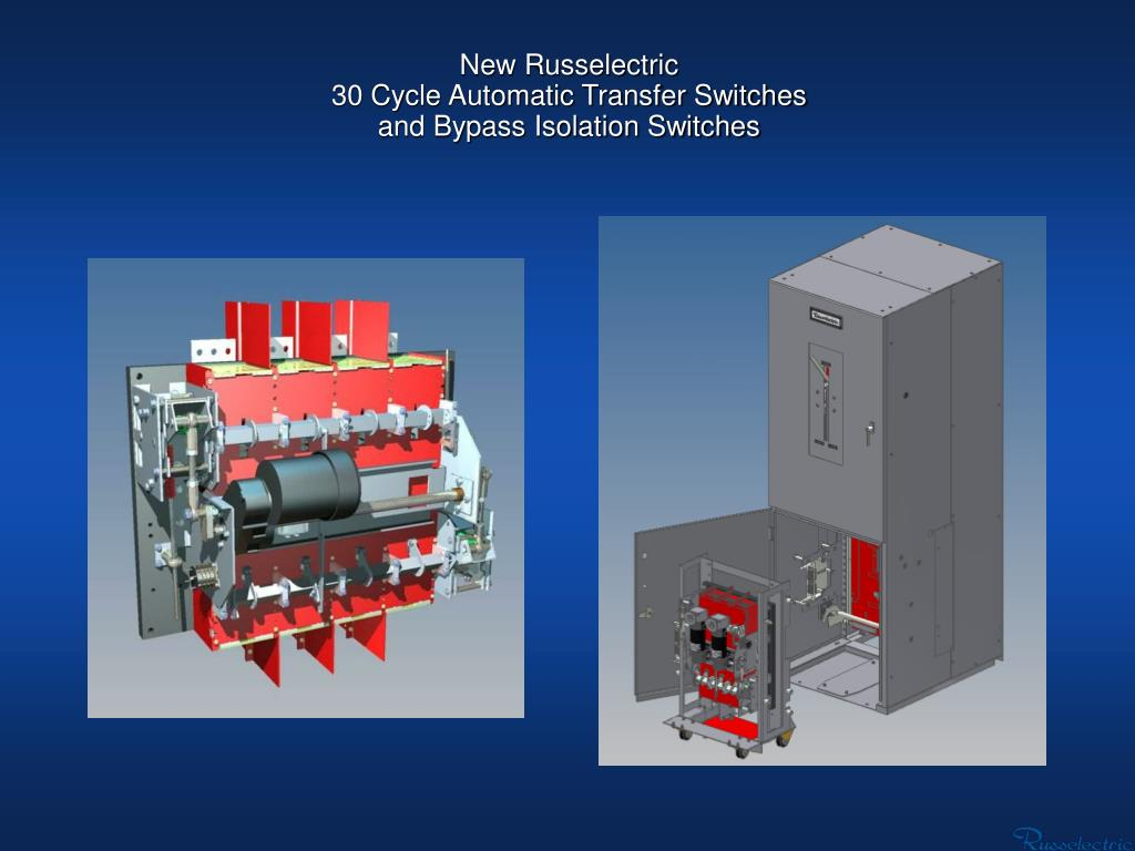 New Russelectric