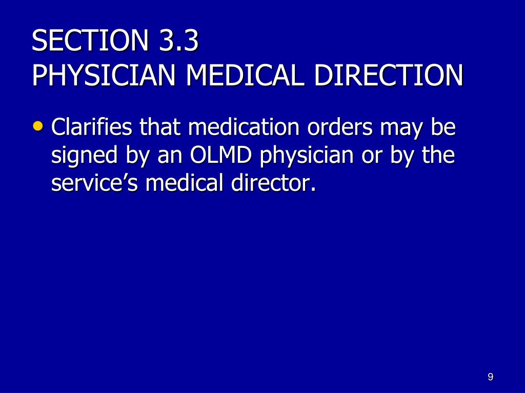 SECTION 3.3