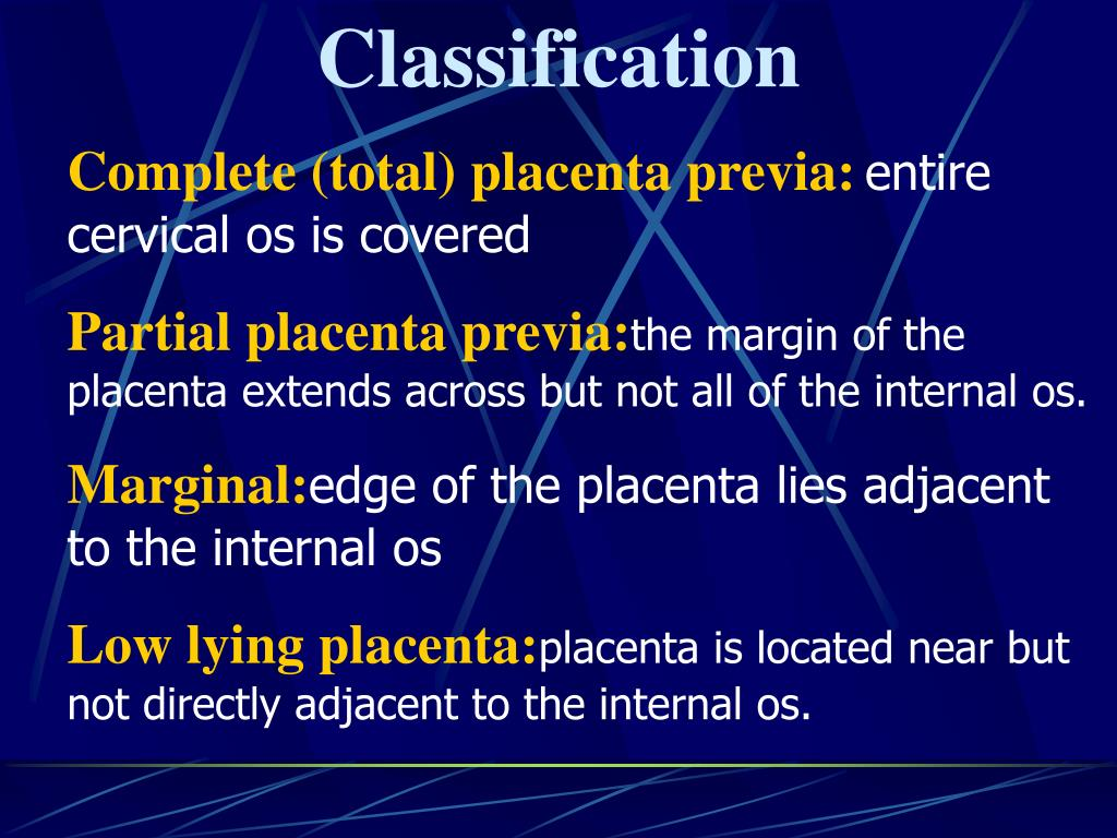 case presentation placenta previa Interactive case studies lab values overview of placenta previa in funic presentation, unlike in vasa previa.