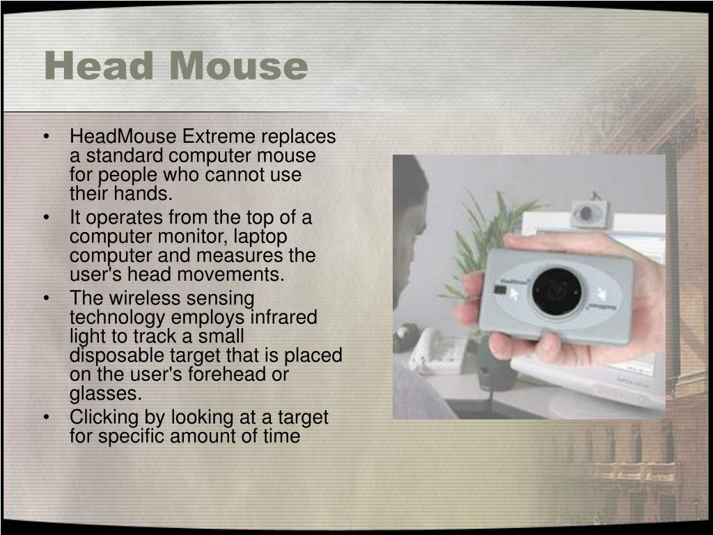 Head Mouse
