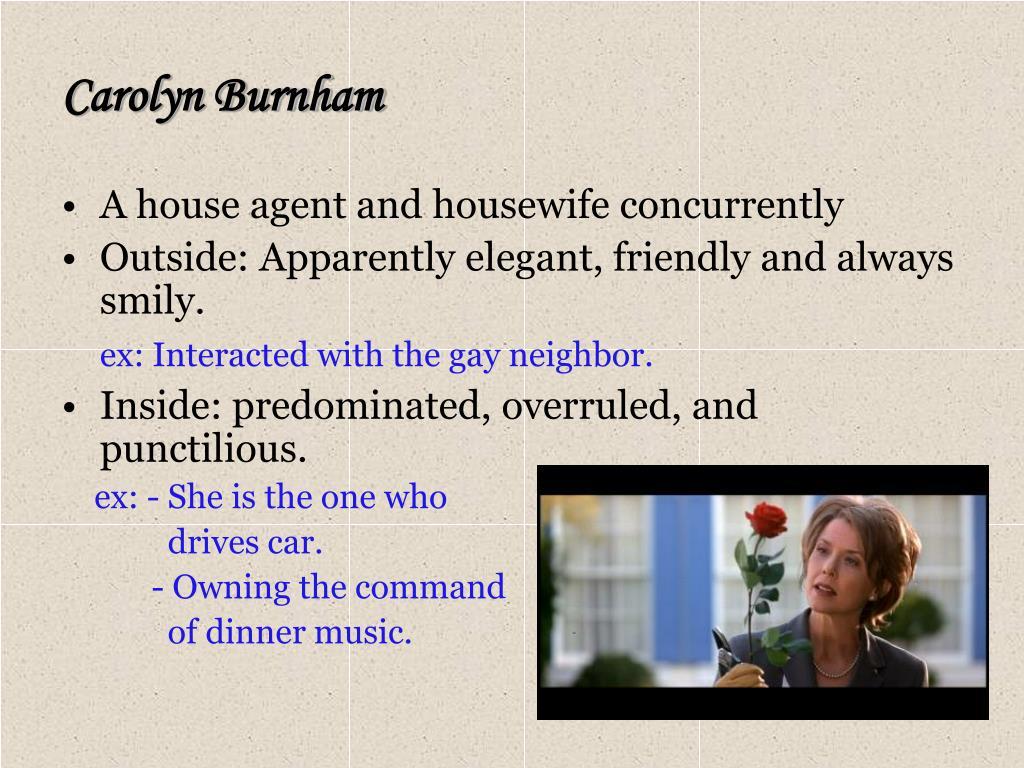 Carolyn Burnham