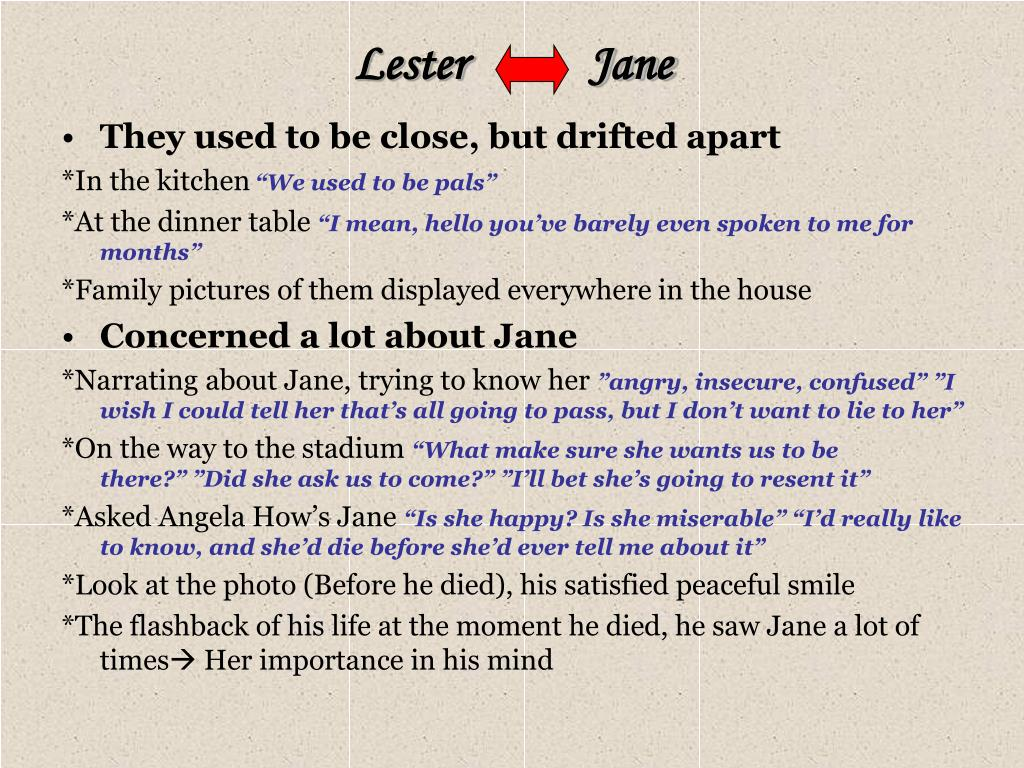 Lester           Jane