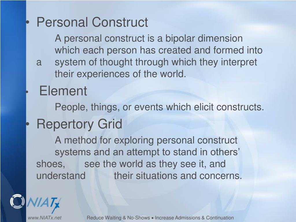 Personal Construct