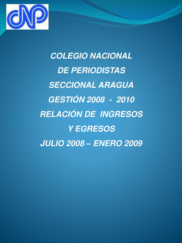 COLEGIO NACIONAL
