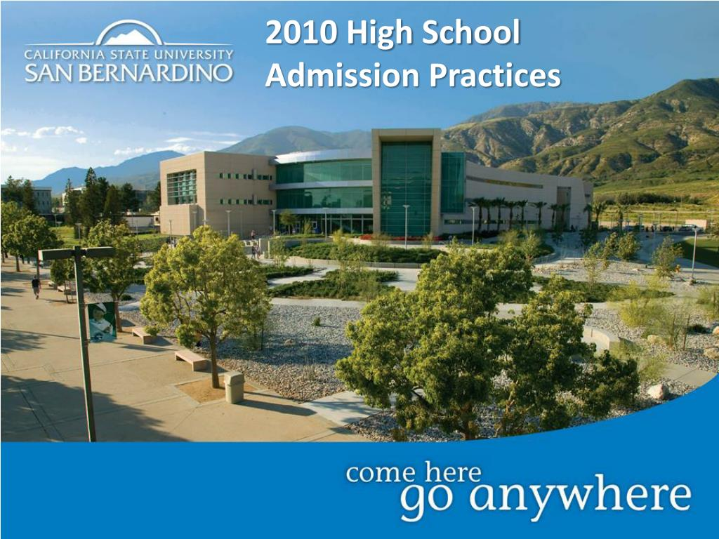 2010 High School
